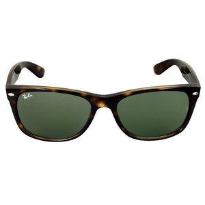 Ray Ban Sunglasses Tortoise New Wayfarer Classic